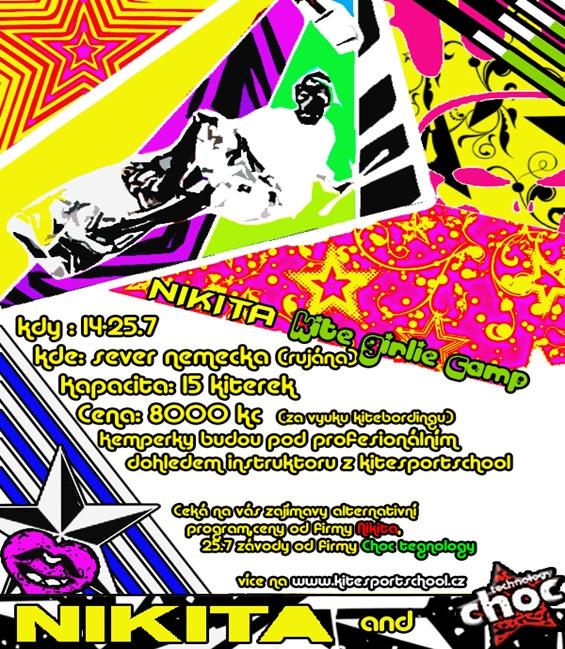 KiteGirlieCamp     _plakát